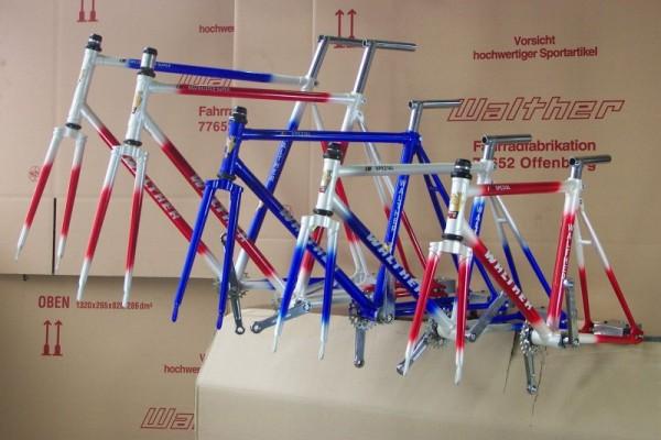 Kunst Rahmen Modell WALTHER, komplett