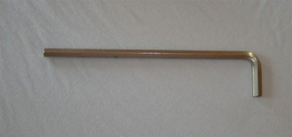 Sechskantschlüssel 8mm für Lenkerverstellung